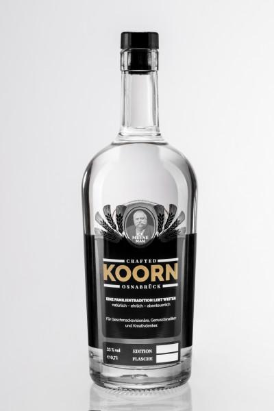 ICK MEENE MAN KOORN (Korn, 33 % Vol., 0.7L)