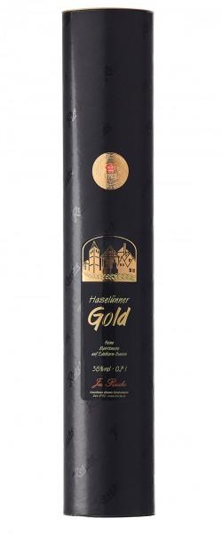 Geschenkrolle »Haselünner Gold«