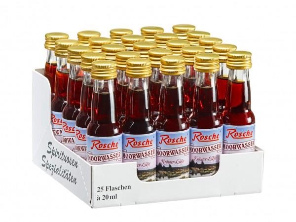 Moorwasser - 25 Flaschen à 20ml