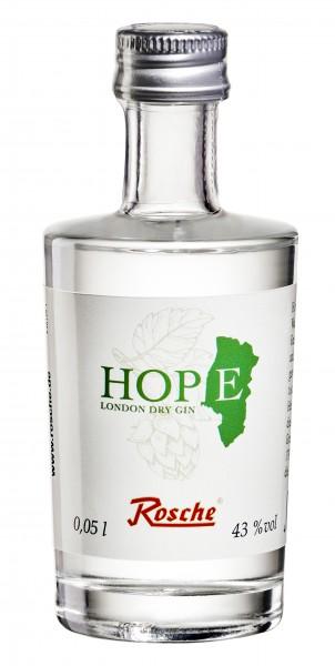 Probierflasche HOPE - GIN 43,0 0,05l