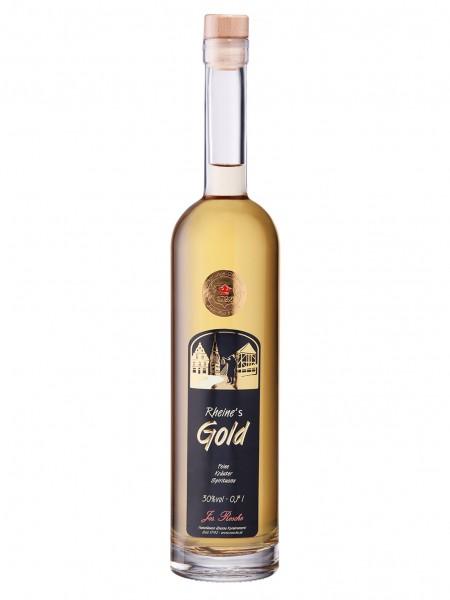 """Rheine's """"30 er Gold"""""""