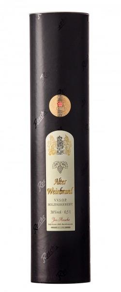 Geschenkrolle »Alter Weinbrand V.V.S.O.P.«