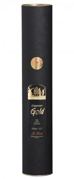 Geschenkrolle »Meppener Gold«