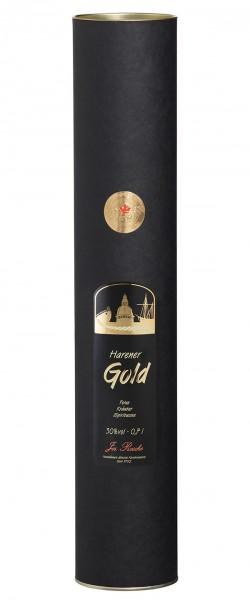 Geschenkrolle »Harener Gold«