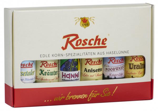 Rosche-Set - 6 Kleinflaschen 20ml